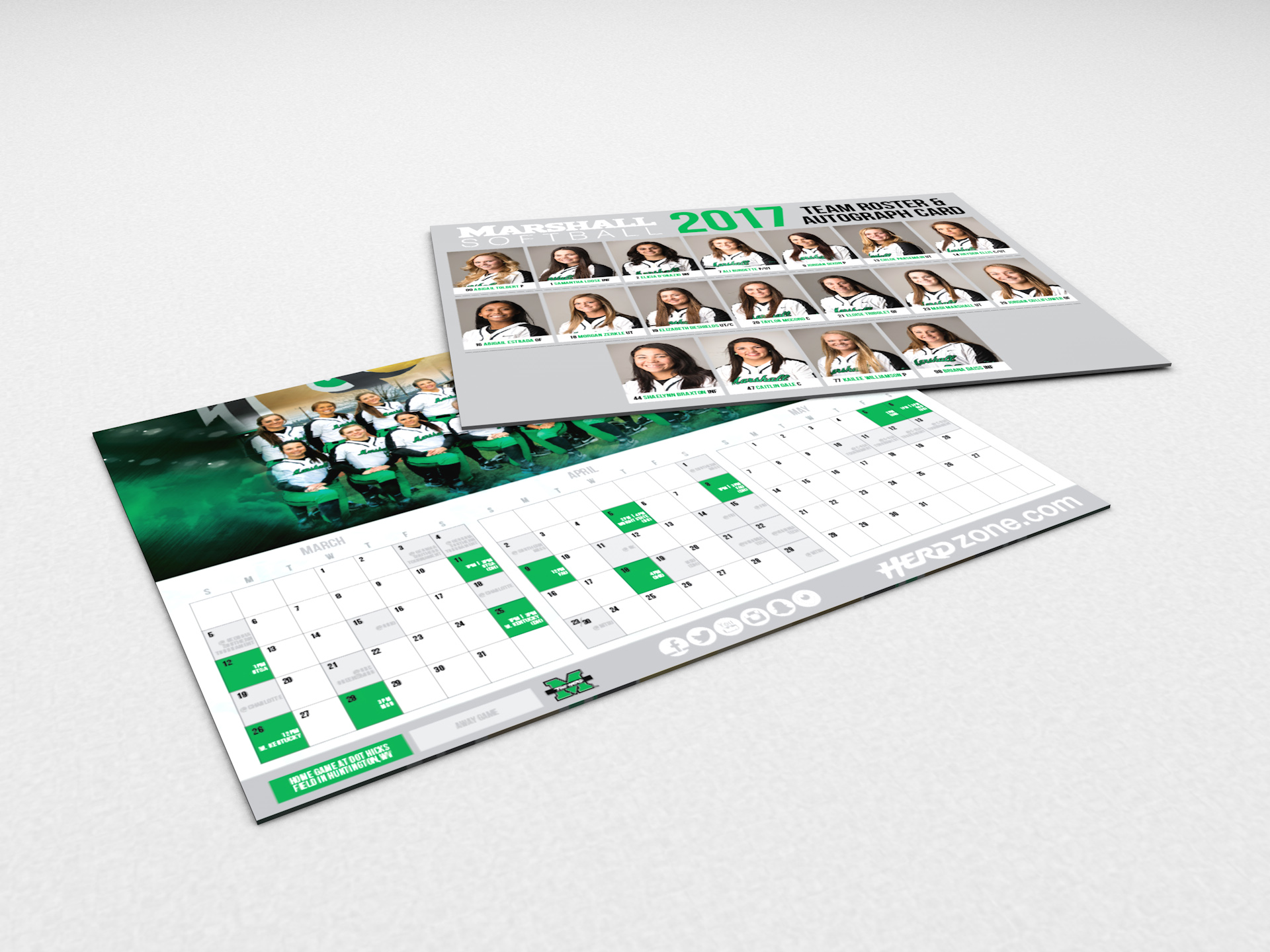 Calendar / Roster